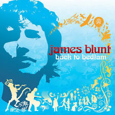 Back to Bedlam [PA] by James Blunt (CD, Oct-2005, Atlantic NEW SEALED