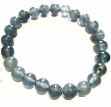 iolite energy bracelet - 8mm  , 100% Good Quality Product.