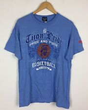VINTAGE RETRO 90S LEWIS CENTRAL TITANS BASKETBALL SPORTS USA T SHIRT TOP UK S