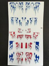 Eness Detail Decals for Transformer Movie DA28 Striker Optimus,In stock!