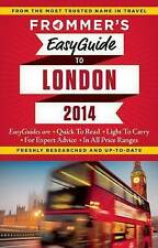 Frommer's EasyGuide to London 2014 (Easy Guides),GOOD Book