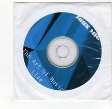 (FQ261) John Mig, The Art Of Music - Live - DJ CD