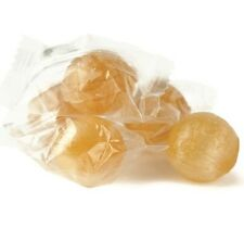 Ginger Balls wrapped hard candy 1 pound ginger candy