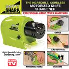 New Swifty Sharp Tool - Knife Sharpener Cordless Knife Sharpener As Seen On TV