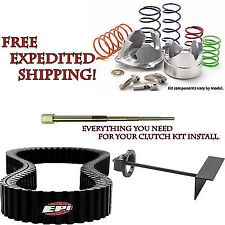2014 Polaris RZR XP XP4 1000 EPI Sport Clutch Kit Package w/ Belt & Clutch Tools
