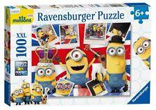 PUZZLE MINIONS DESPICABLE ME 10565 RAVENSBURGER 100 PIEZAS XXL Kids Jigsaw Puzle