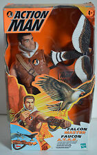Action Man Falcon Master (1999) with Bird Launching Feature Hasbro vintage boxed