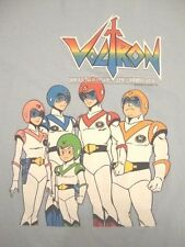 Voltron Defender of the Universe 80s Toy Sword Comic Book T Shirt L