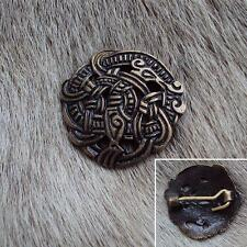 Medieval Viking Greiftier, Pin, Brooch. Ideal for Re-enactment, Stage or Costume