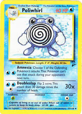 POLIWHIRL POKEMON CARD