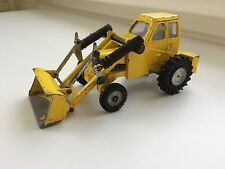 Dinky Toys Muir Hill Loader #437, Yellow