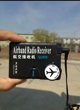 1pcs 118MHz-136MHz Air band Radio Aviation band Receiver