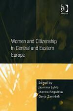 Women and Citizenship in Central and Eastern Europe-ExLibrary
