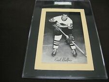 RARE 1945-64 BEEHIVE GROUP 2 BLACKHAWKS EARL BALFOUR SGC GRADED
