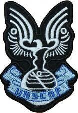 Halo UNSCDF Badge Embroidered Patch 9cm