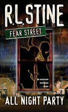 PAPERBACK - FEAR STREET ALL NIGHT PARTY by R.L. Stine