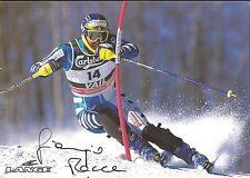 Autogramm AK Giorgio Rocca Italien Ski Slalom 11 Weltcupsiege, 3 x WM-Bronze 14
