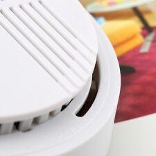 Alarma Inalámbrica de Humo 433Mhz Detector Sensor Fuego Seguridad para Casa