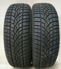 2 X 195/60/15 88H SDUNLOP SP WINTER SPORT 3D 8.20mm NEW TYRES 2012 DOT