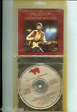 Eric Clapton Timepieces Vol II Longbox Blister Pack CD 1984 RSO West Germany