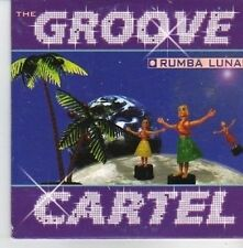 (DA63) The Groove Cartel, Rumba Lunar - 1998 CD