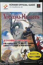"JAPAN Vandal Hearts: Official Guide ""Kanzen Map Kouryaku"""