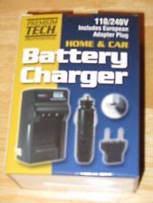 Premium Tech Professional 110/240V Home/Car Battery Charger New PT-23 NEW Canon
