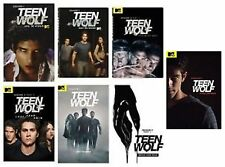 Teen Wolf Seasons 1-5 Part 1&2 DVD Complete Set 1 2 3 4 & 5 Part 1 & 2