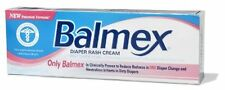 Balmex Zinc Oxide Diaper Rash Cream 4oz Each