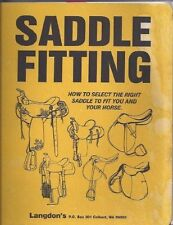 Saddle Fitting: How to Select the Right Saddle to Fit You & Your Horse
