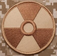 HULK POWER GAMMA RAY ARMY TACTICAL AVENGERS DESERT VELCRO® BRAND FASTENER PATCH