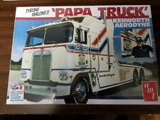 "AMT #932 - Tyrone Malone's ""Papa Truck"" KW Aerodyne, 1/25th scale, Detroit"