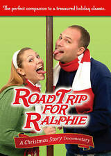 Road Trip for Ralphie: Another Christmas Story ** Brand New DVD **