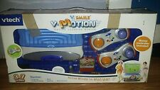 VTech V.Smile V-Motion Active Learning game System NEW bonus control