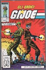 GLI EROICI G.I.JOE 7 PLAY PRESS 1989 RARO