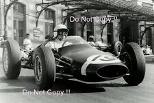 Jo Bonnier Rob Walker Racing Team Cooper T66 Monaco Grand Prix 1964 Photograph