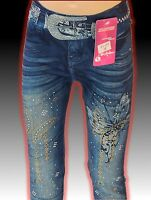 New Fashion~Girls~Mädchen Leggings Kinder Hose~Gr. 4-14~JeansStar1969~NEU~31-01