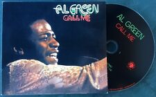 AL GREEN / CALL ME - CD (US 2009 - reissue - digipak)