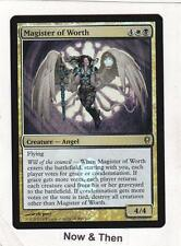 Magic MTG Conspiracy: Release Promo: Magister of Worth *Foil*