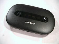 Huawei E5220 3G hspa mobile broadband wireless wifi hotspot modem unlocked black