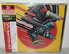 CD JUDAS PRIEST - SCREAMING FOR VENGEANCE - JAPAN SICP-4717 - NUOVO - NEW