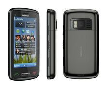 Nokia C6-01 Black RM-718 Symbian C6-01.3 With Branding Without Simlock NEW