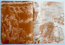 ROBERT RAUSCHENBERG lithographs 1967 IN MEMORY OF MY FEELINGS Frank O'Hara MOMA