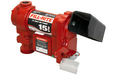 Tuthill Fill Rite FR1204G 12 V DC 15 GPM Replacement Fuel Transfer Pump