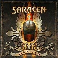 Saracen - Marilyn (CD, 2011, Escape Music)