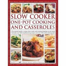 Slow Cooker and One-Pot Cooking and Casseroles, Catherine Atkinson, Jenni Fleetw