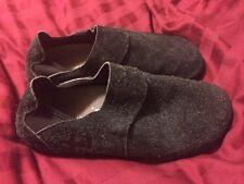 Black Suede CORK LITE OETZI3300 Casual Slip On Loafer Shoes Men EU 42 US 9