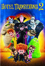 Hotel Transylvania 2 DVD, 2016 Factory Sealed New with Slipcover Free Shipping