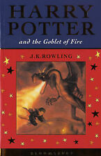 Harry Potter and the Goblet of Fire by J. K. Rowling (Paperback, 2005)