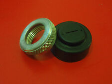 INDAK (NOS) Ignition Key Switch Nut & Rubber Boot Arctic Cat Polaris Deere Rupp